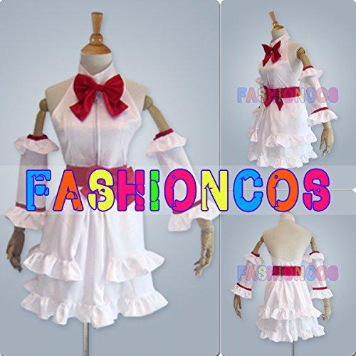 女性Lサイズ QJ259 FAIRY TAIL フェアリーテイル ウェンディ コスプレ衣装の商品画像