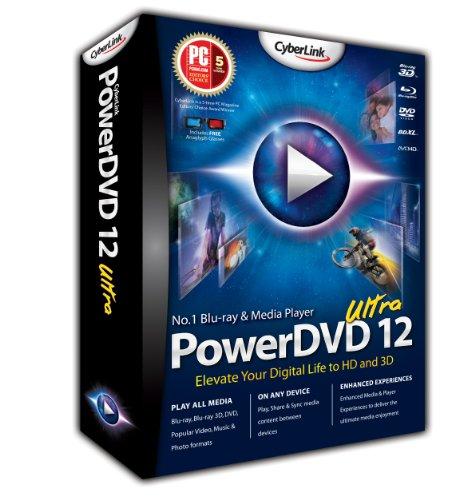 Cyberlink PowerDVD 12 Ultra (Photo Editing Software Reviews)