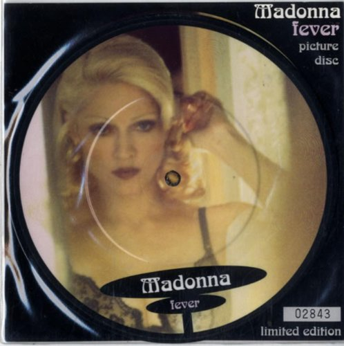 Fever (Picture Disc) (Madonna Vinyl Picture Disc)