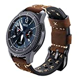 iBazal Gear S3 Watch Band 46mm, Gear S3