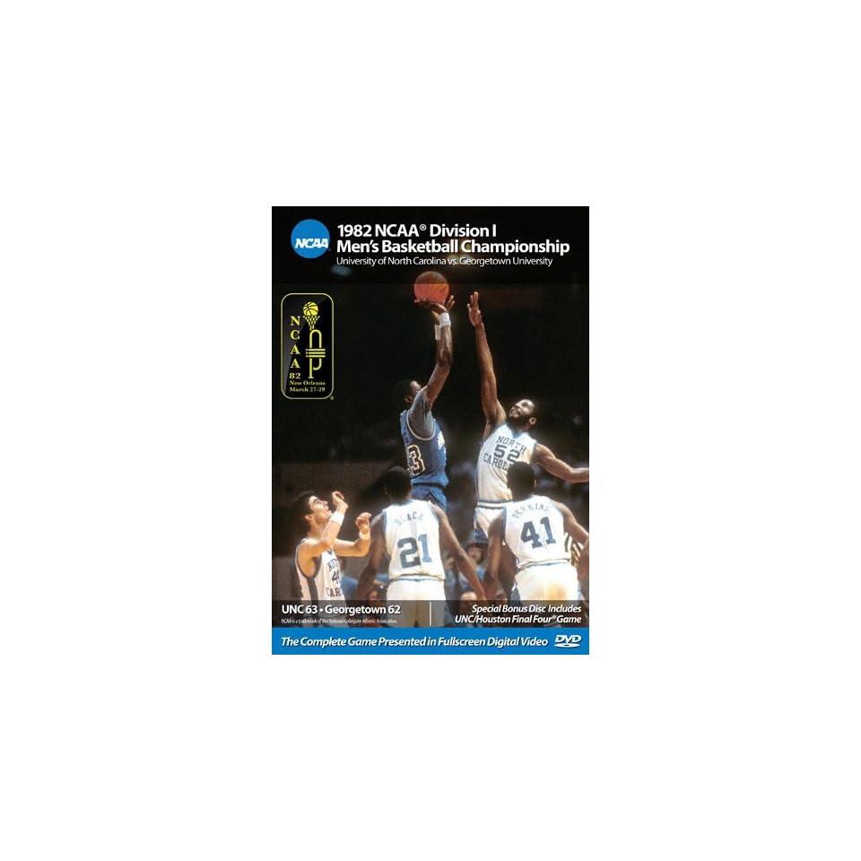 NCAA Championship North Carolina vs. Georgetown