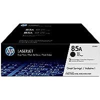 Toner HP 85A Duplo CE285AE Duplo Laser Preto (1102W)