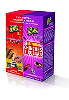 ZUM S-2074 Zum Chinches y Pulgas