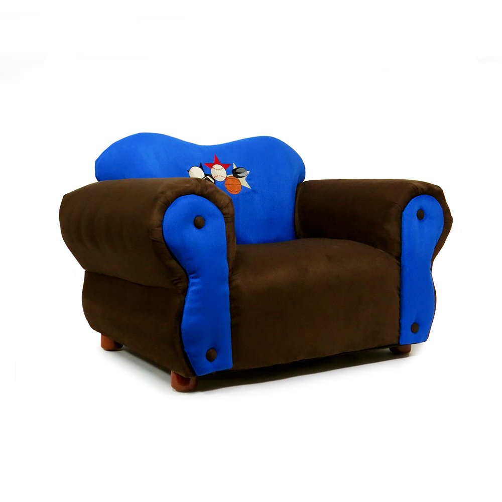 Keet Comfy Kids Chair Sports Armchairs Toys Games