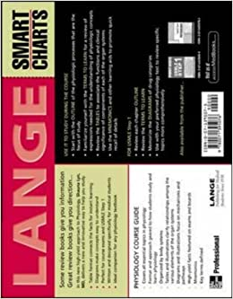 Book Lange Smart Charts Physiology (LANGE Basic Science) by Shauna Lyn (2004-02-13)