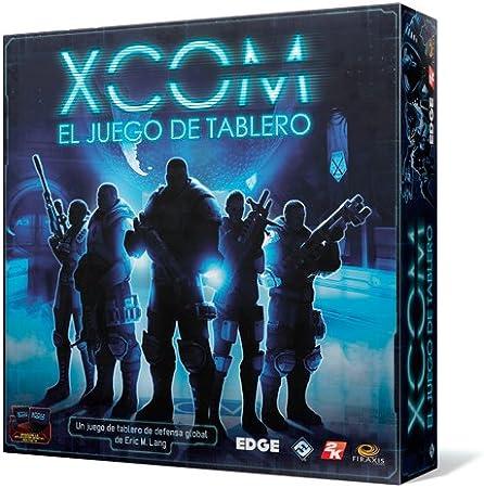 Edge Entertainment - XCOM: El Juego de Tablero (XC01): Amazon.es: Juguetes y juegos