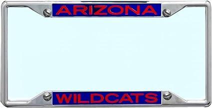 NCAA Arizona Wildcats License Plate Frame Wincraft 84961