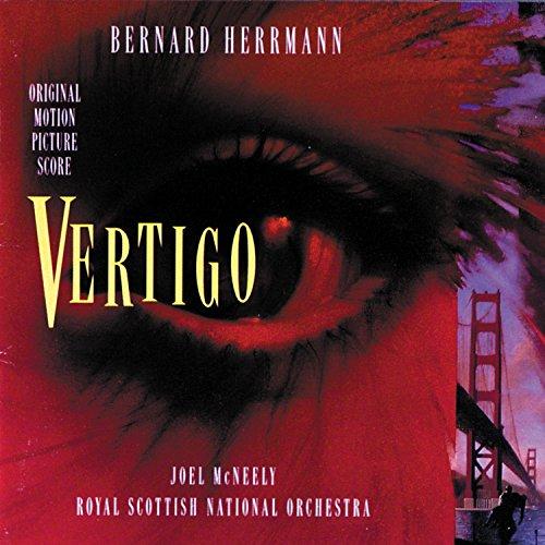 Vertigo (Original Motion Pictu...