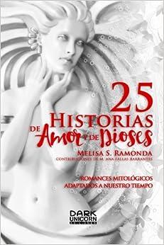 Book 25 Historias de Amor y de Dioses: Romances Mitológicos