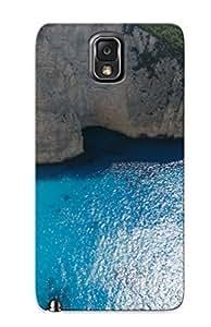 For SamSung Galaxy S6 Case Cover (mountains Rocks Beach Sea Ocean Summer ) Gift For Christmas