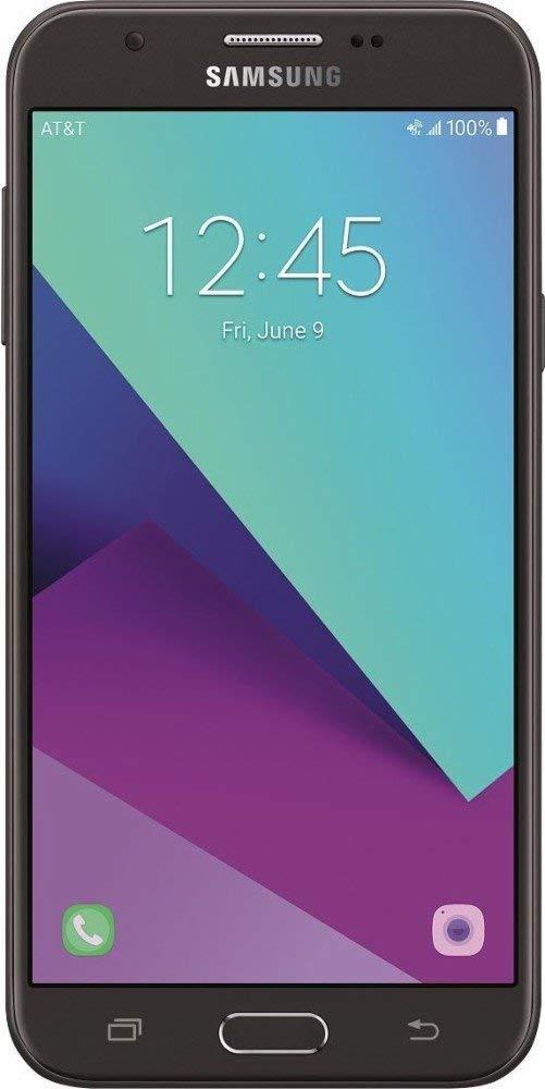 Samsung Galaxy J7 J727A 16GB Carrier Branded Unlocked (Black) (Renewed) by Samsung