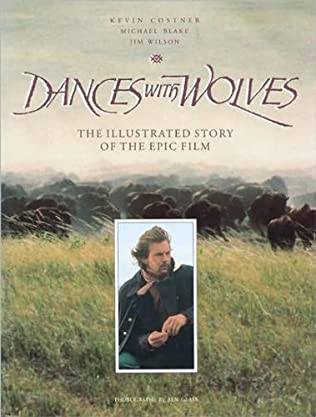 book cover of Dances with Wolves