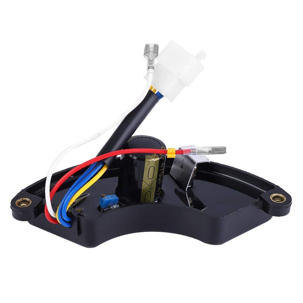 qui est stable et /élev/é r/égulateur de tension automatique de 250V 470Uf appropri/é aux g/én/érateurs de 5-6.5 kilowatts un grand condensateur est utilis/é dans le produit Avr