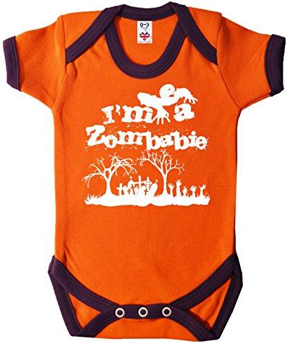 Baby Halloween Clothing Costume, I'm a Zombabie, Boy