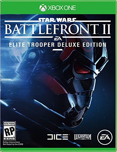 Star Wars Battlefront II: Elite Trooper Deluxe Edition - Xbox (Star Wars Battlefront 1&2)
