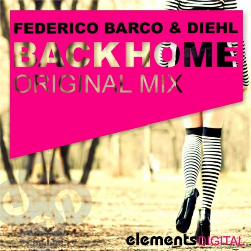 Amazon.com: Back Home: Federico Barco & Diehl: MP3 Downloads