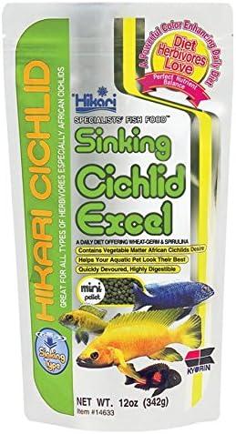 Hikari Sinking African Cichlid Food