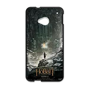HTC One M7 Cell Phone Case Black The Hobbit The Desolation Of Smaug BNY_6846250