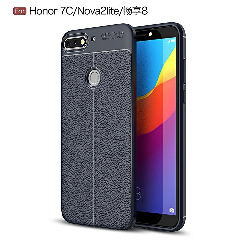 Huawei Honor 7C Enjoy 8 Nova 2 Lite Phone Case Protective design,Shock-Absorption / High Impact Resistant Rugged,Excellent Protection Defender Slim Case Cover for Huawei Honor 7C Enjoy 8 Nova 2 Lite