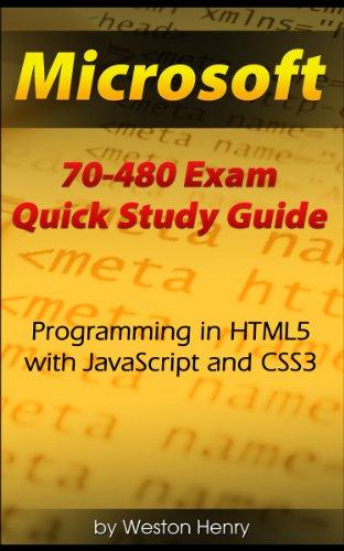 Download Microsoft 70-480 Exam Quick Study Guide Pdf