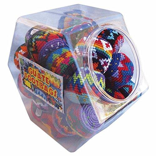 Adventure Trading Guate Footbag Bowl (36-Piece)