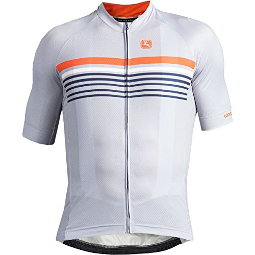 019c51479 Giordana Moda Tenax Pro Short-Sleeve Jersey - Men s Sette Grey