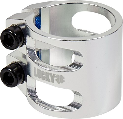 Polished Clamps (Lucky New Dub Clamp, Polished)