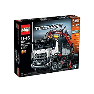 LEGO Technic 42043 - Mercedes-Benz Arocs 3245  LEGO