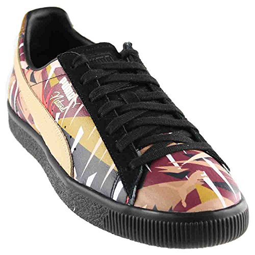 Puma Clyde Moon Jungle Naturel Piel Zapatillas