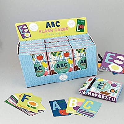 ABC Flash Cards Early Learning Toys for Ages 3 to 6: Toys & Games