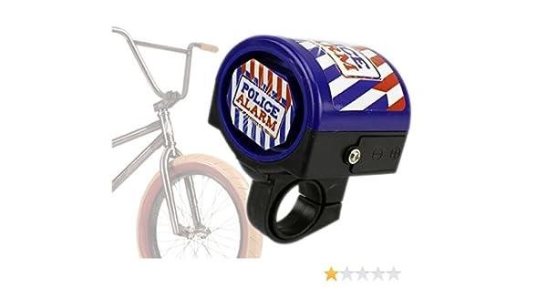 Timbre de bicicleta gyd Policía sirena, sonido para tu Bike ...