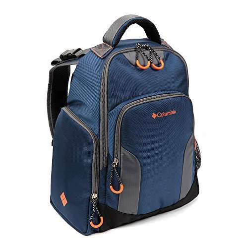 Price comparison product image Columbia Navy Summit Rush Backpack Diaper Bag
