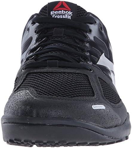 Reebok Time And A Half Crossfit Nano Training Shoes Black