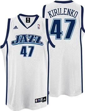 separation shoes 7f8a5 eea79 Andrei Kirilenko Utah Jazz #47 Swingman Adidas NBA ...