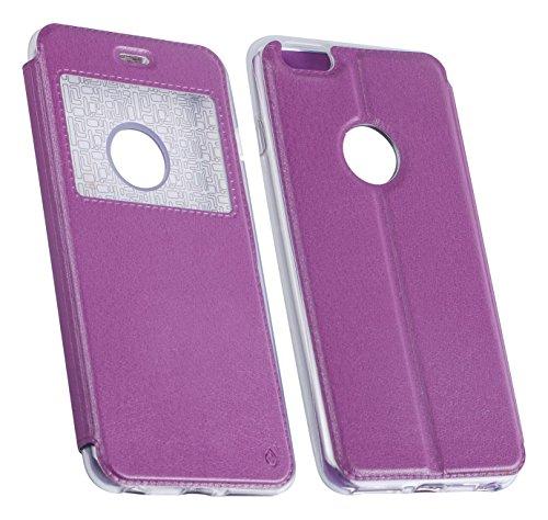 One plus Metallic Schutzhülle für Samsung Galaxy S6Edge Plus, Violett