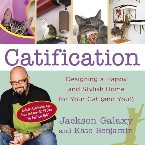 Litter Box Placement (Catification: Designing a Happy and Stylish Home for Your Cat (and You!))