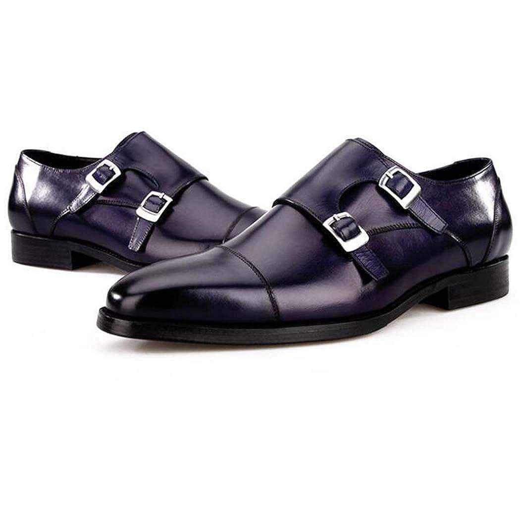 Herren Italienischen Designer Luxus Perfekte Echte Kalbsleder Schuhe