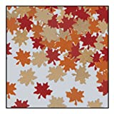 Beistle Decorative Fanci-Fetti Autumn Leaves