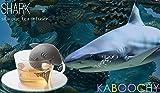 KABOOCHY Shark Tea Infuser Loose Lea Strainer