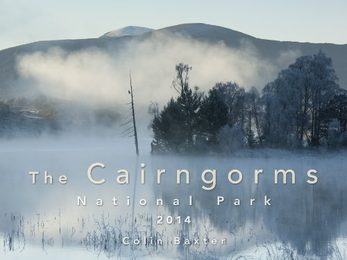 Cairngorms National Park 2014 Calendar 2014