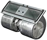 Air King B600 Professional 3-Speed Range Hood Blower Unit, 600-CFM