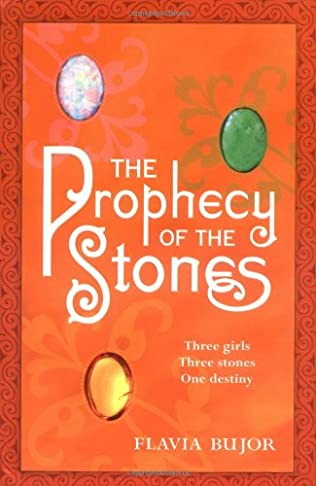 book cover of The Prophecy of the Gems