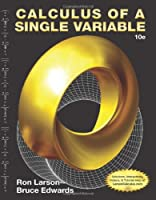 Calculus of a Single Variable, 10th Edition Front Cover
