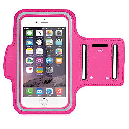 Sport Armband, CCLV Water Resistant Running Armband with - Iphone 6 Holder For Gym