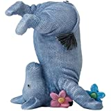 Classic Pooh Eeyore Standing on His Head Figure by Classic Pooh