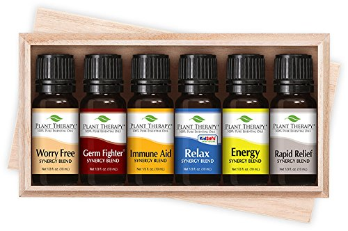 Top 6 Essential Oil Blends