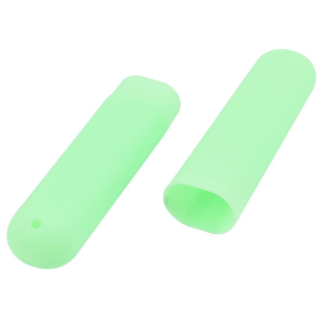 Amazon.com: eDealMax Portable plástica del cepillo de dientes Palillos del organizador del caso del Protector Verde: Health & Personal Care