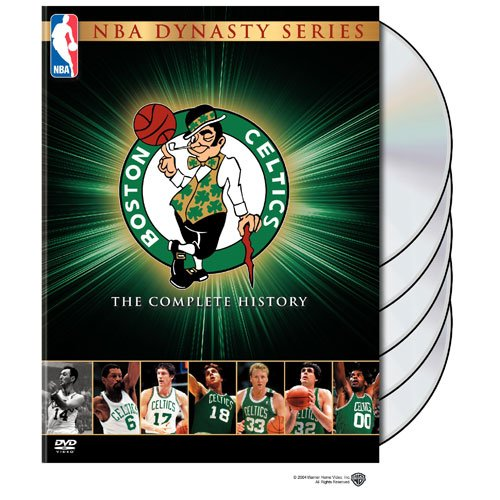 NBA Dynasty Series: Boston Celtics - The Complete History by Warner Manufacturing