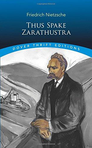 Citation Nietzsche Chaos : Amazon.com: thus spake zarathustra dover thrift editions