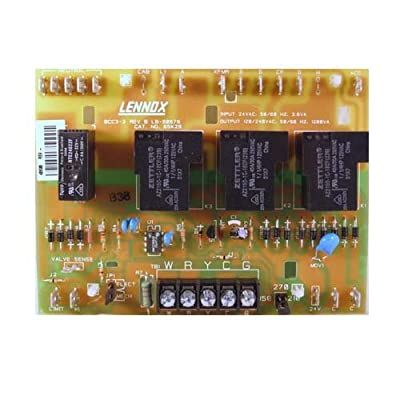 45K48 - Lennox OEM Replacement Furnace Control Board